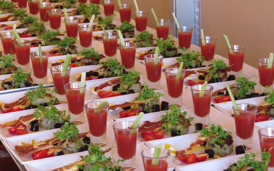 Gourmet Foods providing excellent corporate catering in Birmingham