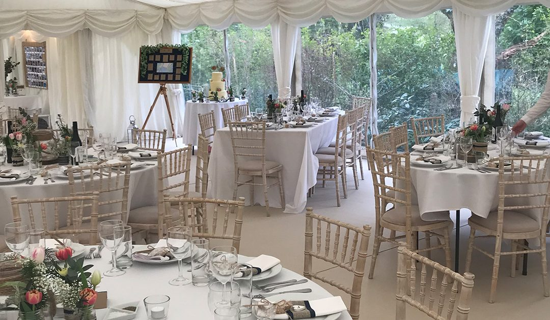 Don't let the weather dampen your plans for a truly special wedding celebration
