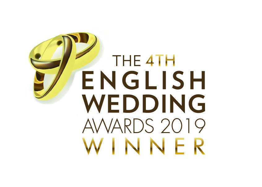 Caterer of the Year at the English Wedding Awards